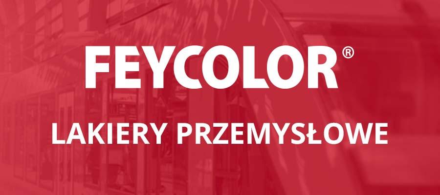 Lakiery Przemysłowe Feycolor